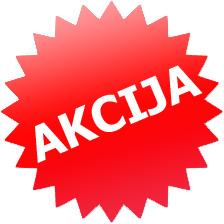 AKCIJOS, išpardavimas